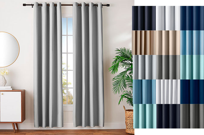 cortinas aislantes opacas amazonbasics