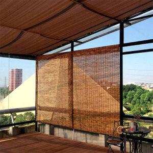 persianas de bambu a medida